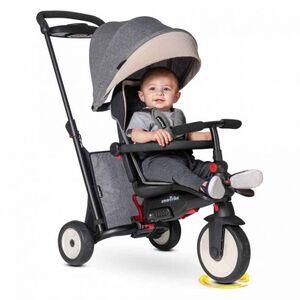 Smart Trike Folding tricikl Str 5 - Melange Grey
