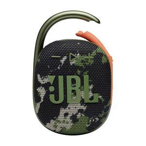 JBL Clip 4 prijenosni zvučnik - squad