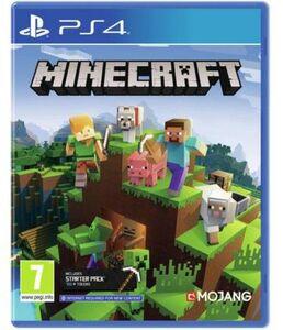 Minecraft Starter Collection Refresh PS4