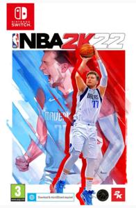 NBA 2K22 STANDARD EDITION Nintendo Switch