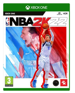 NBA 2K22 STANDARD EDITION Xbox One