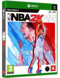 NBA 2K22 STANDARD EDITION Xbox X