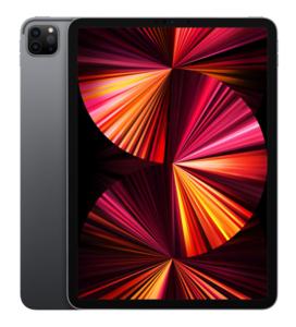 Apple 11-inch iPad Pro (3rd) Wi_Fi + Cellular 256GB - Space Grey