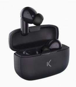 KSIX bežične true buds 2 slušalice sa mikrofonom,crne