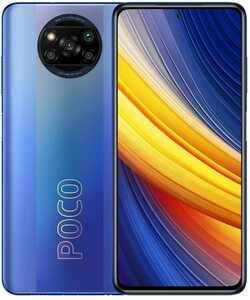 Xiaomi POCO X3 PRO 6GB/128GB plava, mobitel