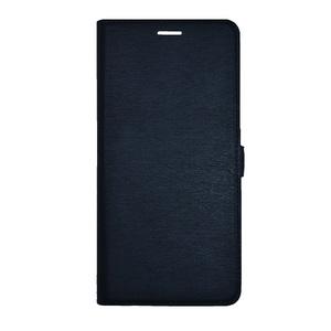 MM kožna torbica za Samsung Galaxy A12, slim, crna