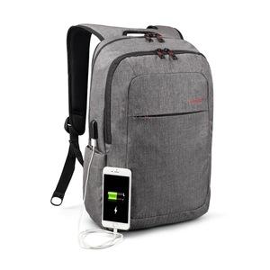 TIGERNU T-B3090A, do 15,6, crno siva, ruksak