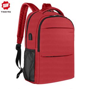 TIGERNU  T-B3032D, do 15,6, crvena, ruksak