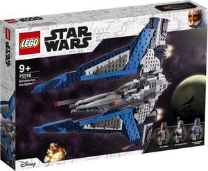 LEGO Star Wars Mandalorian Starfighter™ 75316