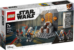 LEGO Star Wars Dvoboj na Mandaloreu 75310
