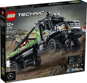 LEGO Technic Terenski kamion 4x4 Mercedes-Benz Zetros 42129