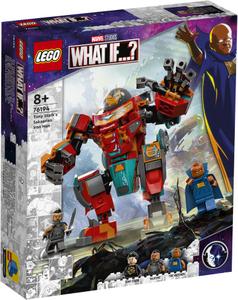 LEGO Super Heroes Sakaarski Iron Man Tonyja Starka 76194