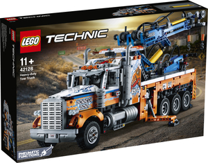 LEGO Technic Veliki vučni kamion 42128