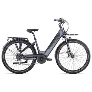 OLYMPIA električni bicikl MAGNUM COMFORT crni, vel.M 16