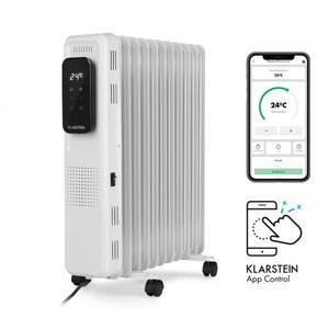Klarstein Thermaxx Elevate Smart uljni radijator, Bijela