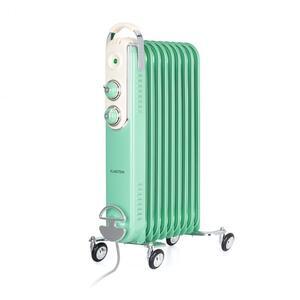 Klarstein Thermaxx Retroheat Uljni radijator, Zelena