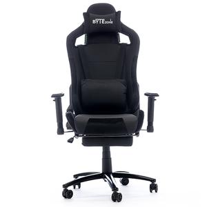 Bytezone Bullet gaming stolica, masažni jastuk, crna