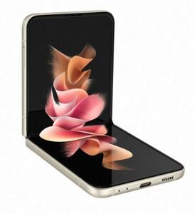 Samsung Galaxy Z Flip3 5G bež, mobitel