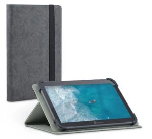 Fonex, univerzalni book case za tablete od 9''-11'', tamno sivi