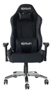 Spawn Calling Series- gaming stolica, crna