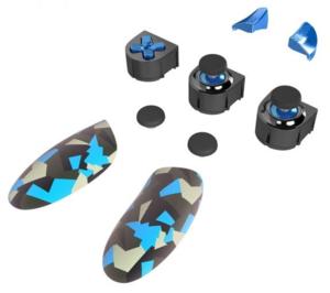 Thrustmaster  ESWAP X blue color pack WW, zamijenjivi moduli, plavi