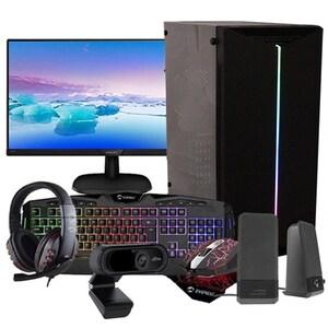 Računalo FENIKS Bluebird 3017 Intel i3-10100/8GB DDR4/SSD 240GB/Monitor/Set/Web kamera/Zvučnici