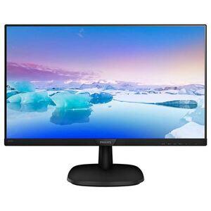 Philips monitor 243V7QSB, IPS, 8ms, D-Sub, DVI