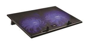 MS COOL D105 hladnjak za laptop do 17, crni