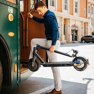 XIAOMI električni romobil Mi Scooter 3 sivi