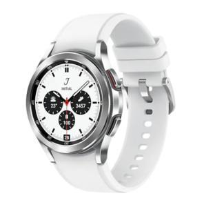 Samsung Galaxy Watch4 Classic 42mm BT, Srebrna, pametni sat