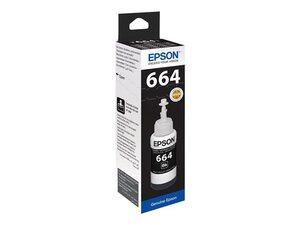 Tinta Epson CISS C13T66414A, crna
