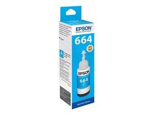 Tinta Epson CISS C13T66424A, cyan