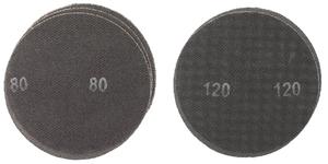 KWB Set brusnog papira 225 mm, 5/1, (G80x3, G120x2), za TC-DW 225