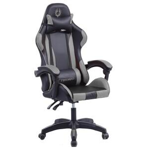 Firebird Gorgon gaming stolica, crno-siva