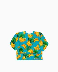 Twistshake Long Sleeve podbradnjak Banana