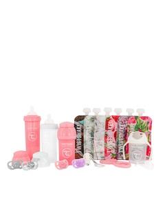 Twistshake Set bočica - rozi promo pack