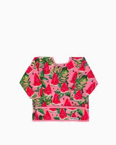 Twistshake Long Sleeve podbradnjak Watermelon