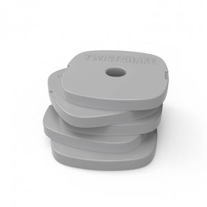 Twistshake 5x pločice za hlađenje Grey
