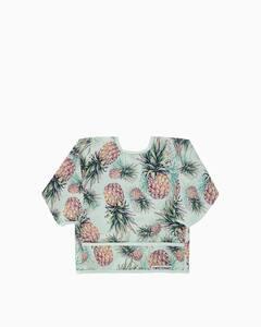 Twistshake Long Sleeve podbradnjak Pineapple