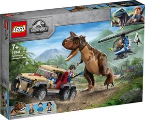 LEGO Jurassic World Potjera za Carnotaurusom 76941