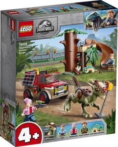 LEGO Jurassic World Bijeg dinosaura Stygimolocha 76939