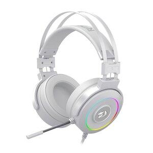 Redragon Lamia 2 H320, gaming slušalice, RGB, sa stalkom, bijele