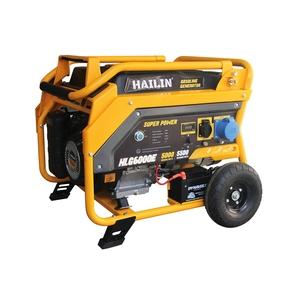 HAILIN agregat HLG6000 5,5 kW 230V