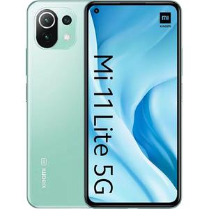 Xiaomi Mi 11 Lite 5G 6GB/128GB zelena, mobitel