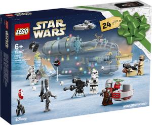 LEGO Star Wars Adventski kalendar 75307