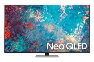SAMSUNG QLED TV QE55QN85AATXXH, QLED