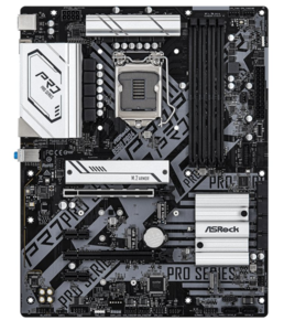 Matična ploča Asrock B560 PRO4 LGA1200 Supports DDR4