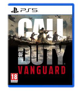 Call of Duty: Vanguard PS5 Preorder