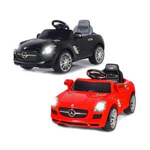 Licencirani automobil na akumulator Mercedes CLK - Crveni
