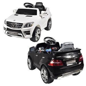Licencirani automobil na akumulator Mercedes ML350 - Bijeli